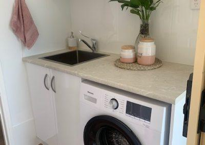 Built in Laundries - Chinchilla Kitchens 01