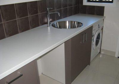 Built in Laundries - Chinchilla Kitchens 03