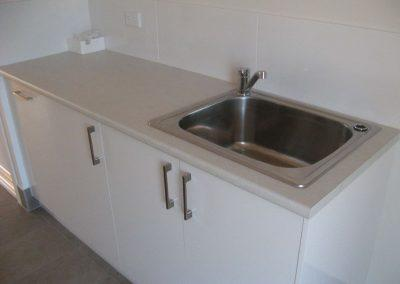 Built in Laundries - Chinchilla Kitchens 08